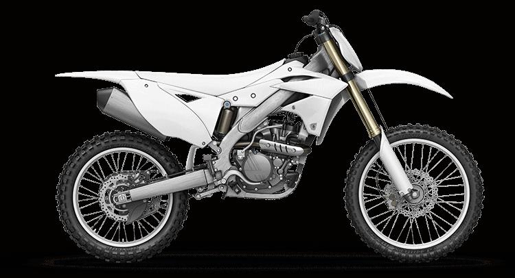 motocross bike without custom motorcycle wrap